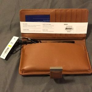 Apt. 9 Bags - NWT Wallet & Portable Charger